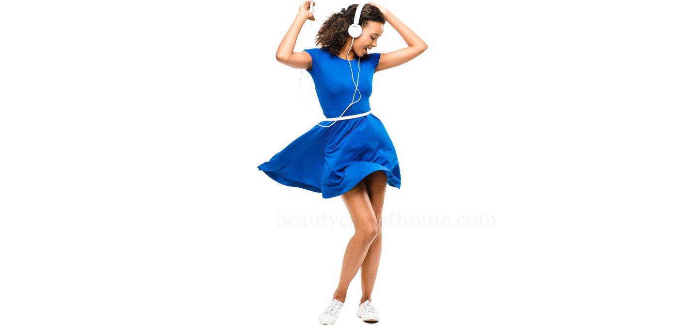 Reasons why we dance