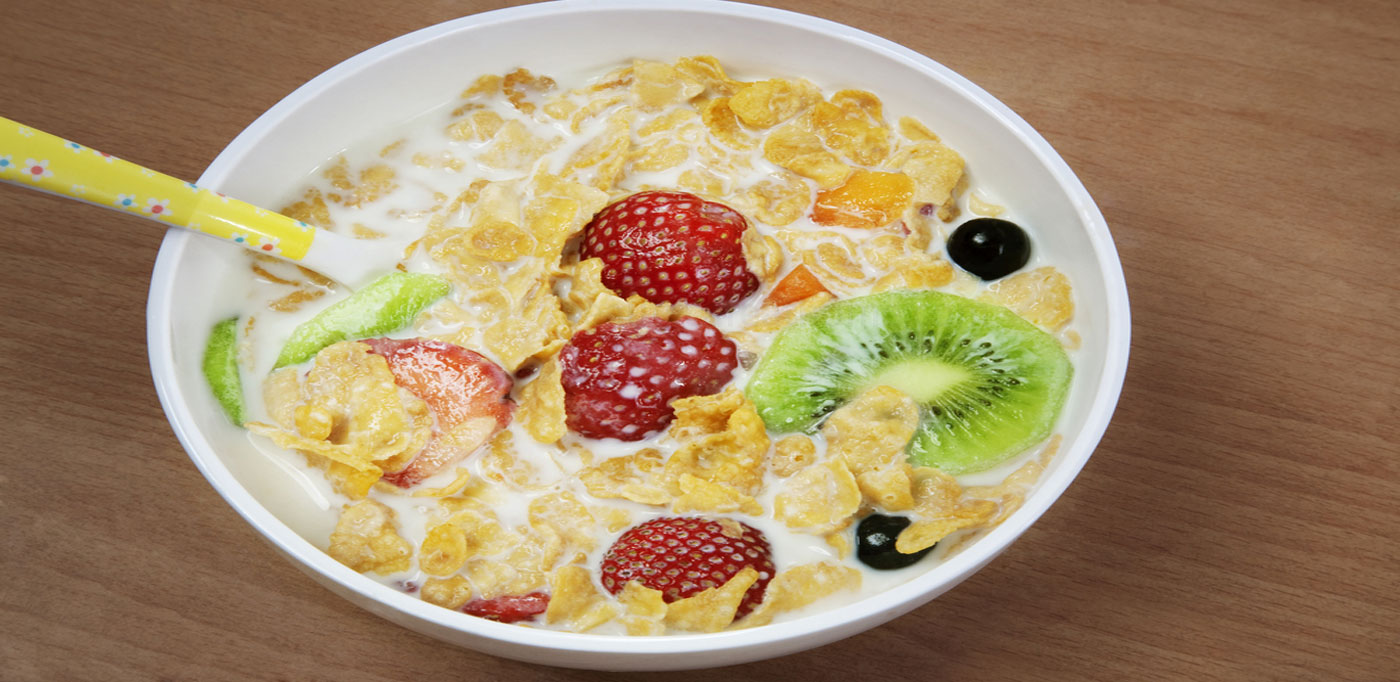 healthy breakfast cereal for weight loss