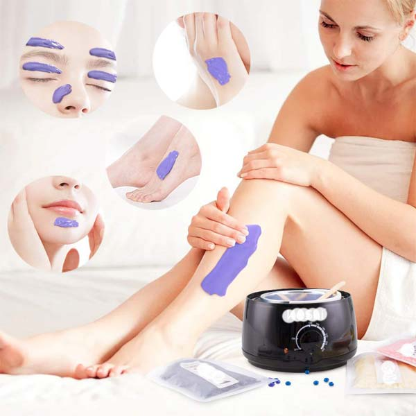 BFULL Hair Removal Home Waxing Kit